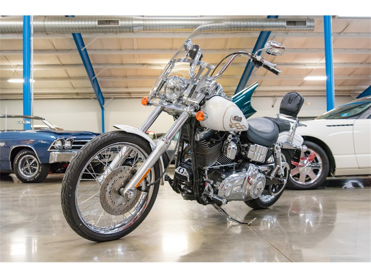 Large Picture of '07 Wide Glide - O6B8