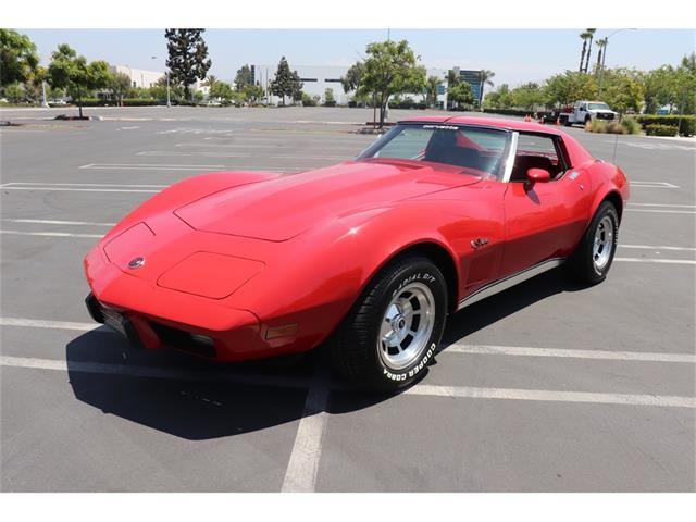 Picture of '76 Corvette - O6C1