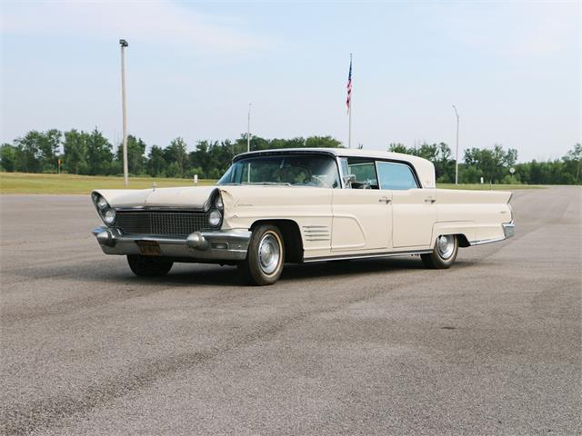 Picture of '60 Continental Mark V Hardtop Sedan - O6D9