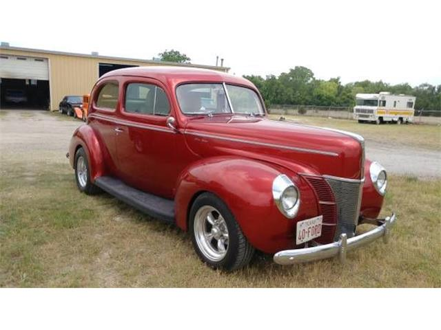 Picture of '40 Deluxe - O09C