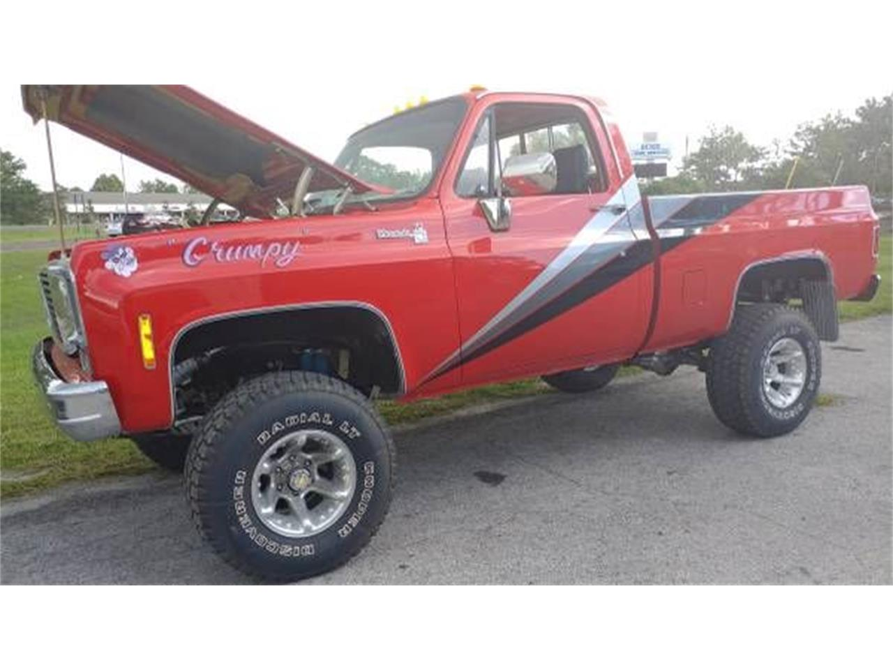 Large Picture of '78 Silverado - O0TD
