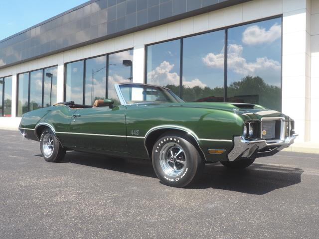 Picture of '72 Cutlass - O6E3