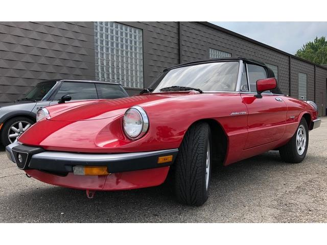 Picture of 2016 Alfa Romeo Spider located in Michigan - $12,750.00 - O6EL