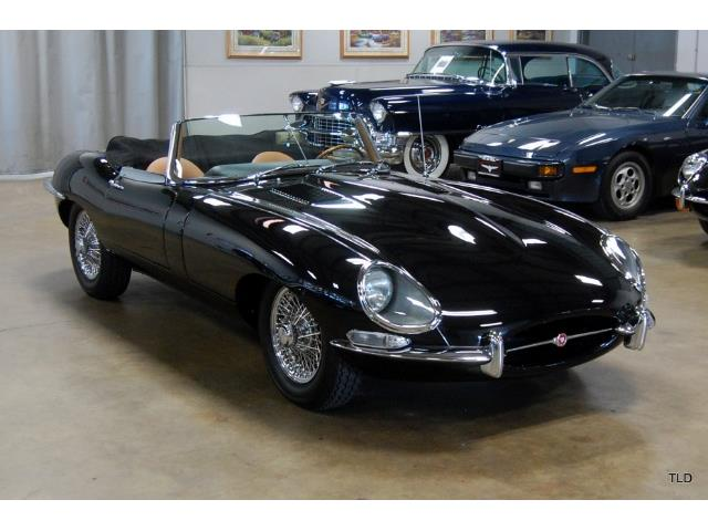 Picture of Classic '62 Jaguar E-Type located in Illinois - O6EN
