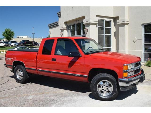 Picture of '98 C/K 1500 - O6EO