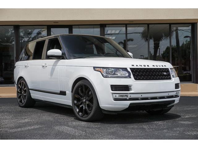 Picture of '14 Range Rover - O6EP