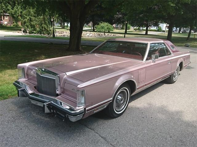 Picture of '79 Continental Mark V Cartier Edition - O6ER