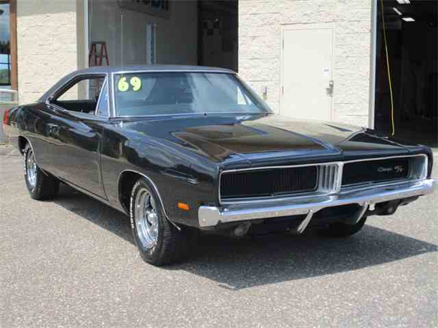1969 Dodge Charger For Sale On Classiccars Com