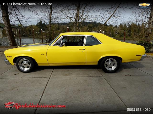 Picture of '72 Nova SS - O6F2