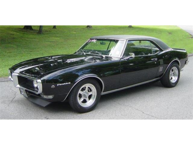 Picture of '68 Firebird - O6FN