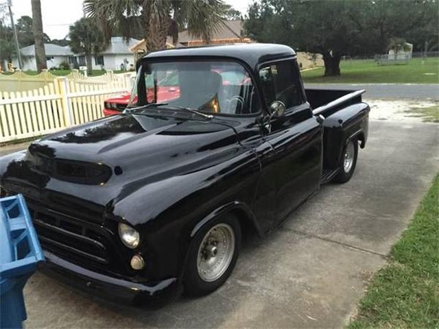 57 Chevy Truck For Sale Near Me Motor News
