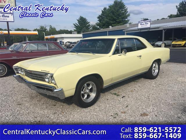 Picture of '67 Chevelle - O6GC