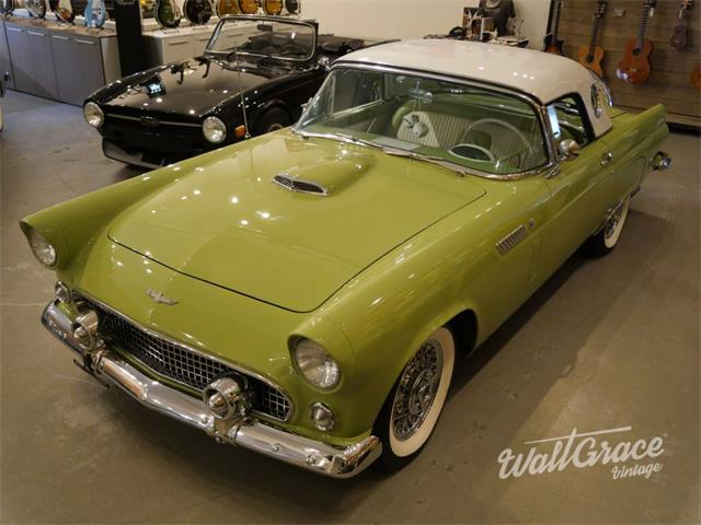 Picture of Classic 1956 Ford Thunderbird located in Miami Florida Offered by  - O6GH