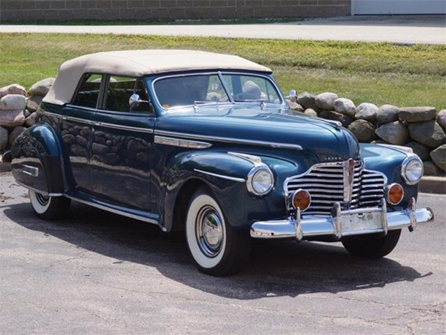 Picture of '41 Roadmaster Phaeton - O6GM