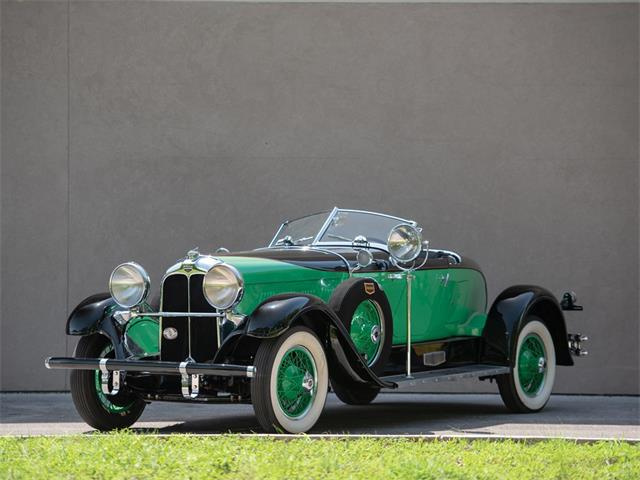 Picture of '29 120 Eight Speedster - O6HO