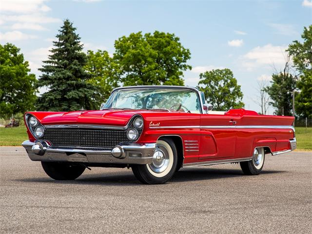 Picture of '60 Continental Mark V Convertible - O6HZ