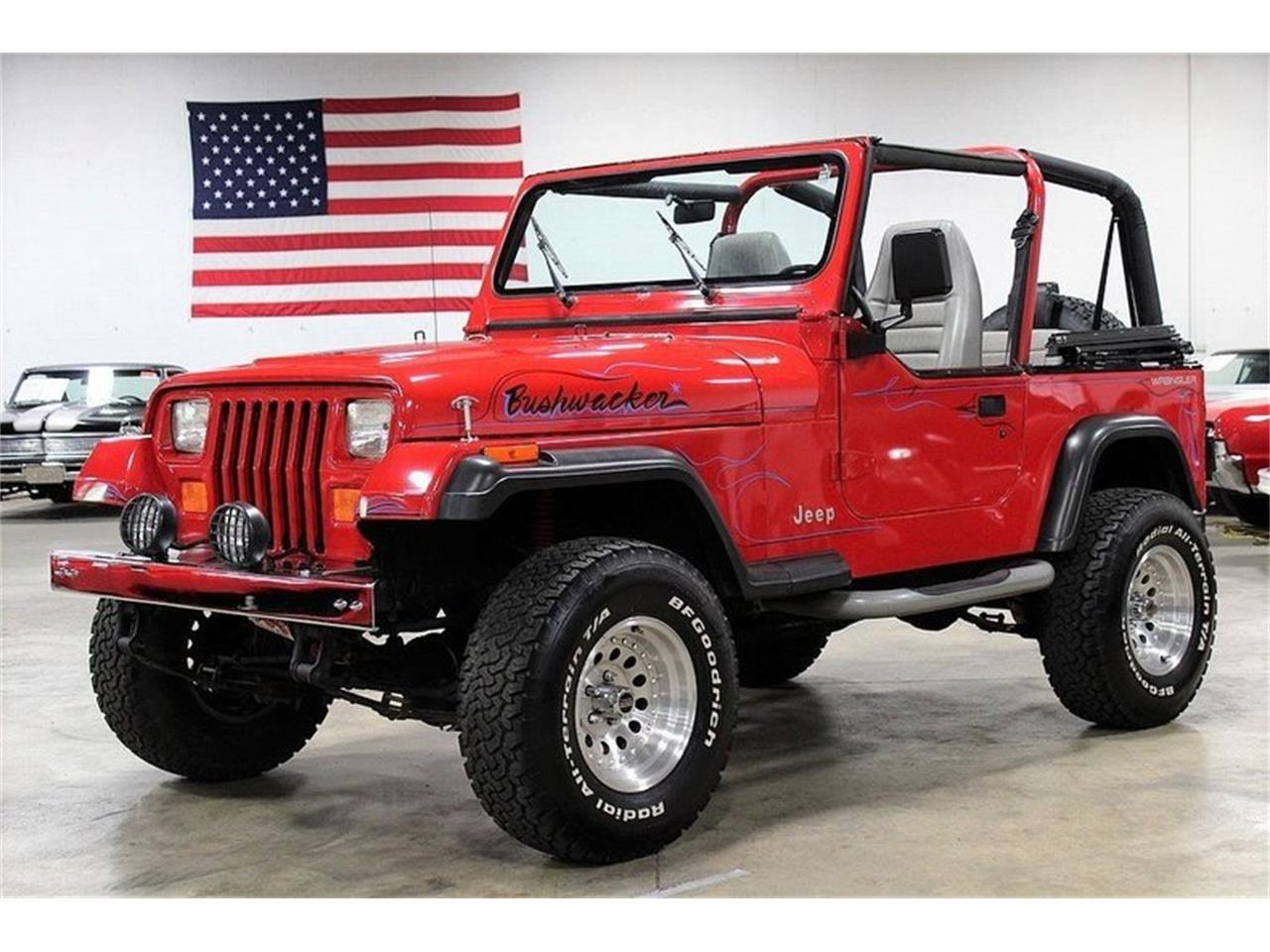 dec72352 1994 Jeep Wrangler for Sale | ClassicCars.com | CC-1128172