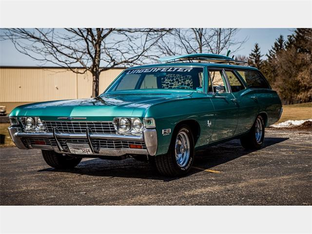 Picture of '68 Impala SS Station Wagon - O6J4
