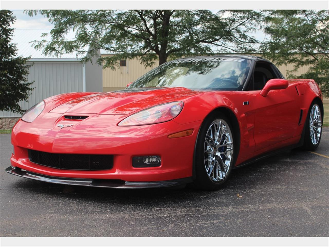 Picture of '10 Corvette ZR1 - O6J7