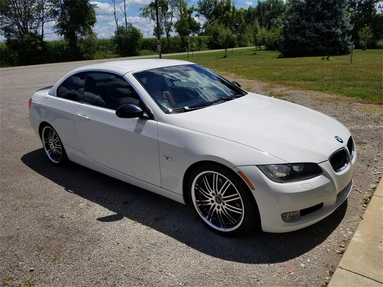 bmw 328i 2007 cabriolet auburn classic financing inspection insurance transport indiana rm sotheby