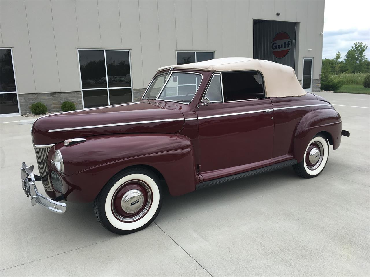 Large Picture of 1941 Ford Deluxe located in Ohio - O6K6