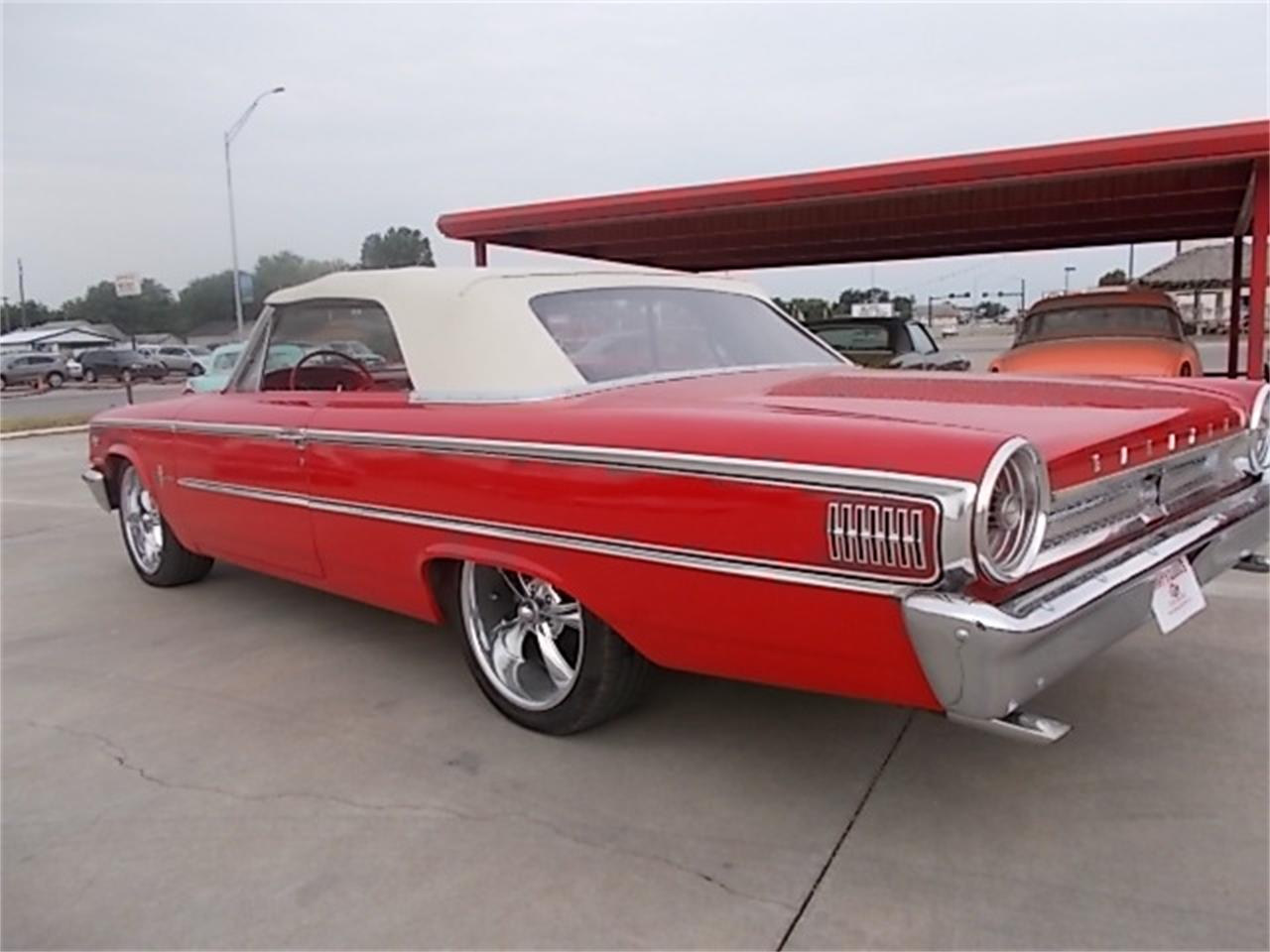 Large Picture of 1963 Galaxie 500 XL Offered by Larry's Classic Cars - O6L4