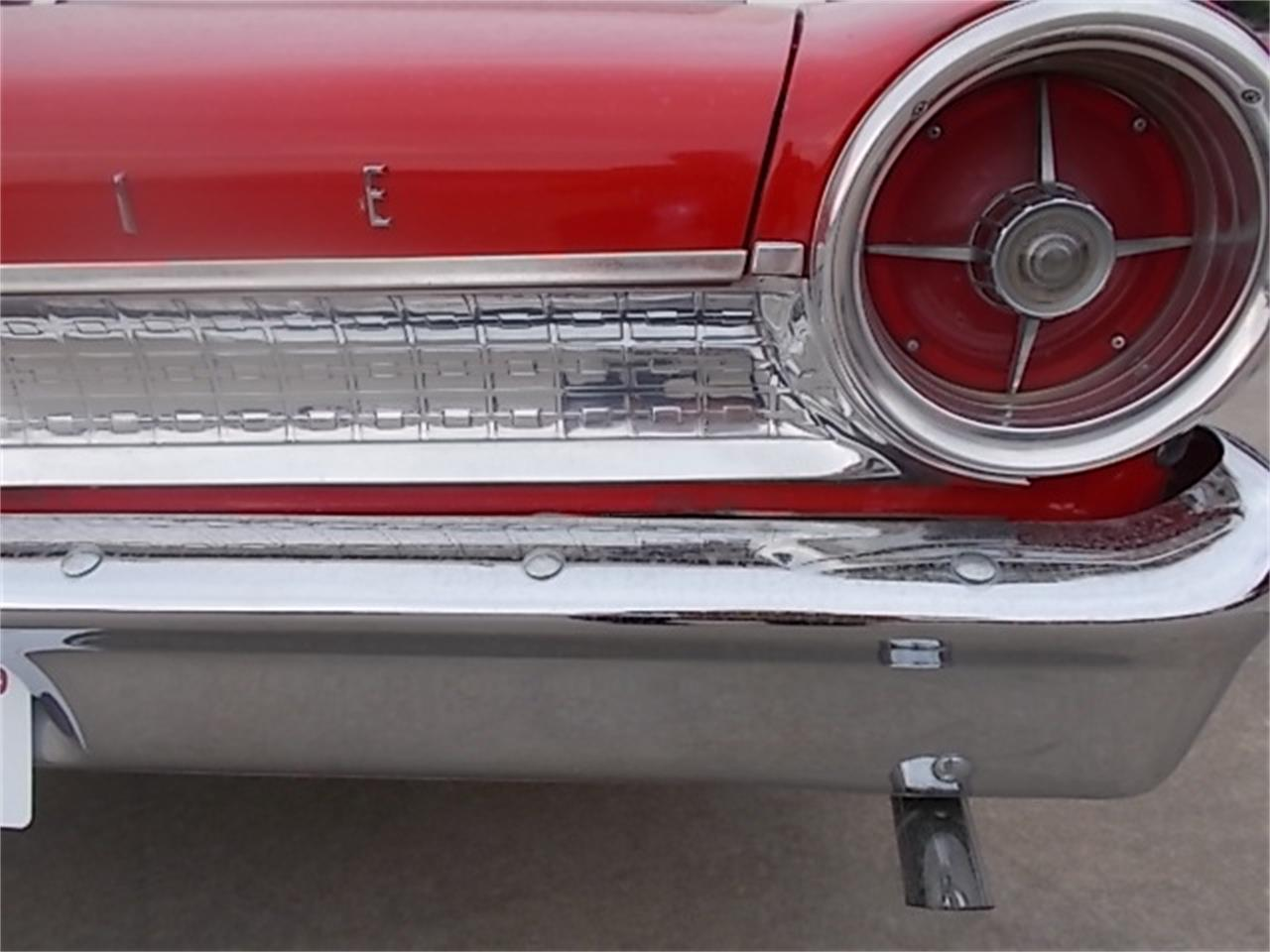 Large Picture of Classic '63 Ford Galaxie 500 XL located in Oklahoma - $19,950.00 Offered by Larry's Classic Cars - O6L4