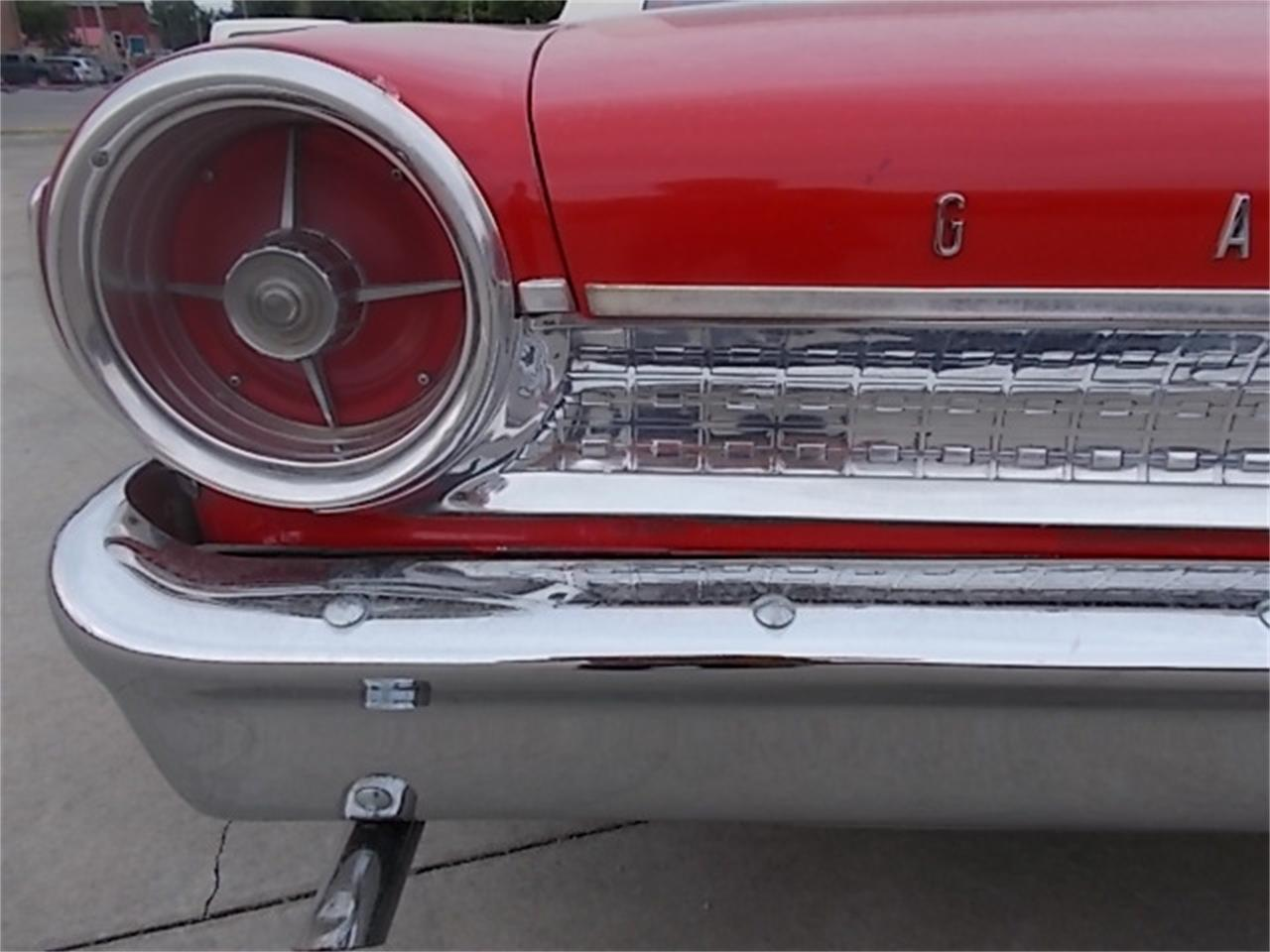 Large Picture of Classic 1963 Galaxie 500 XL located in Oklahoma Offered by Larry's Classic Cars - O6L4