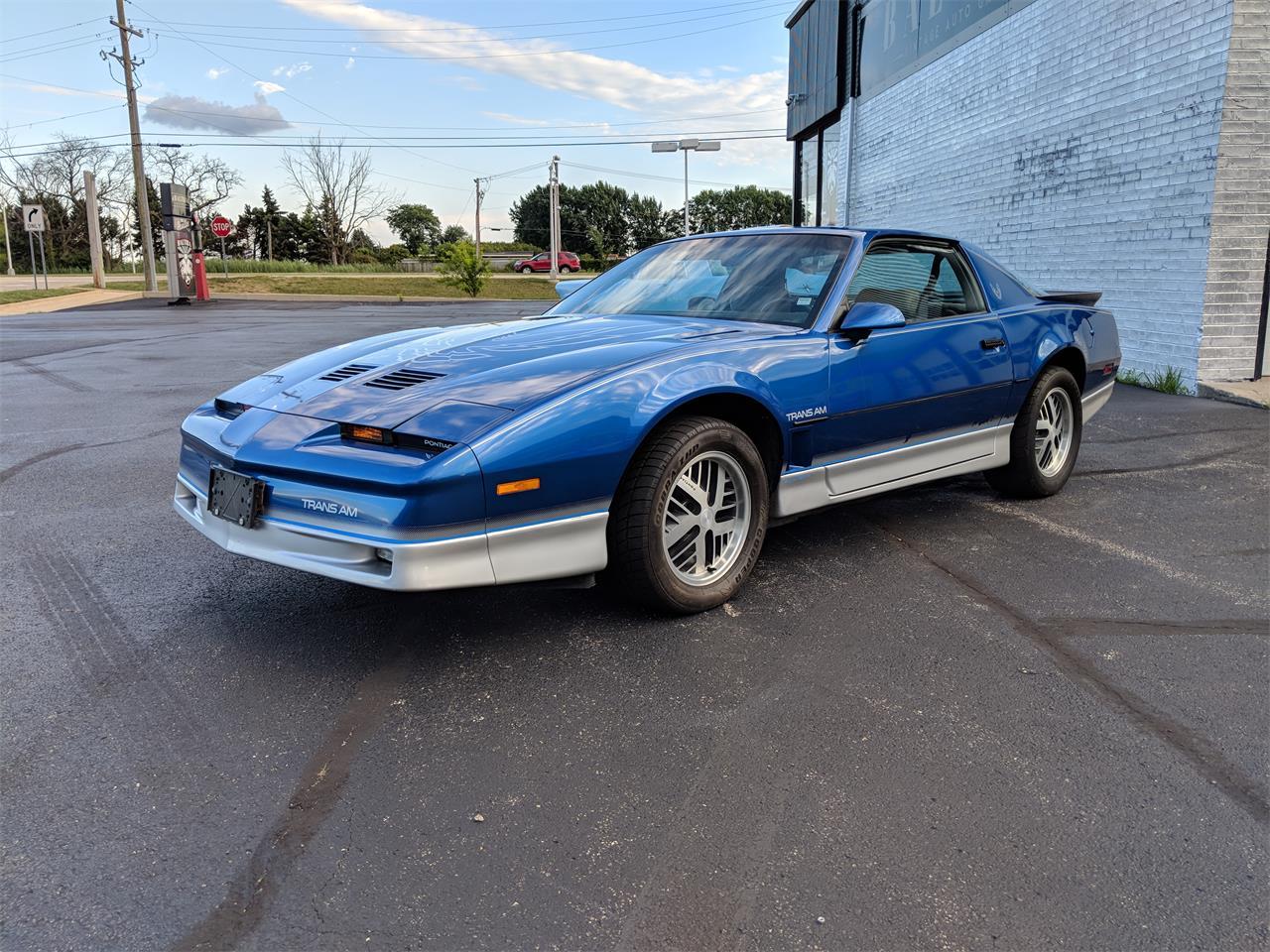 1986 Pontiac Firebird Trans Am for Sale   ClassicCars.com   CC-1128281