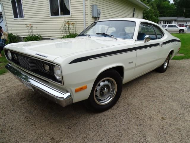 Picture of Classic 1972 Duster - $20,000.00 Offered by  - O6LB