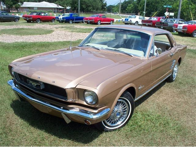 Picture of '66 Mustang - O6LG