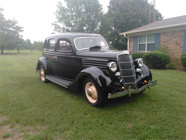 Picture of '35 4-Dr Sedan - O6LI