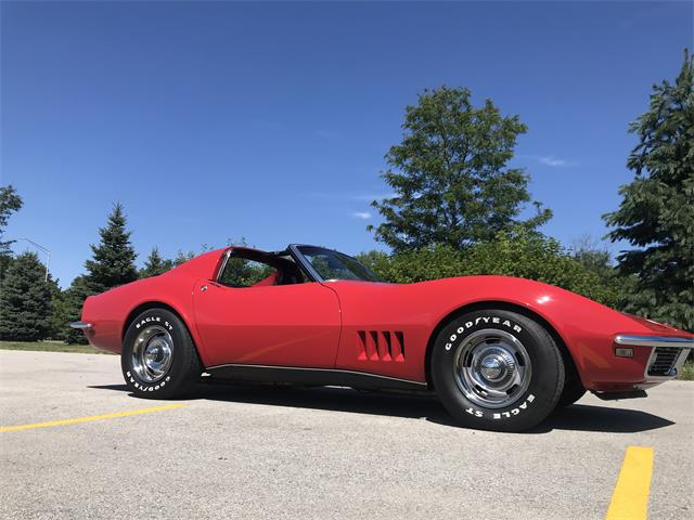 Picture of 1968 Chevrolet Corvette located in Geneva  Illinois - O6LP