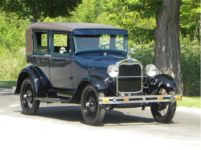 Picture of '29 Model A - O6M1