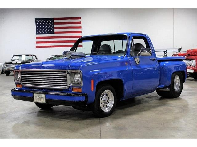 Picture of '78 C10 - O6M3