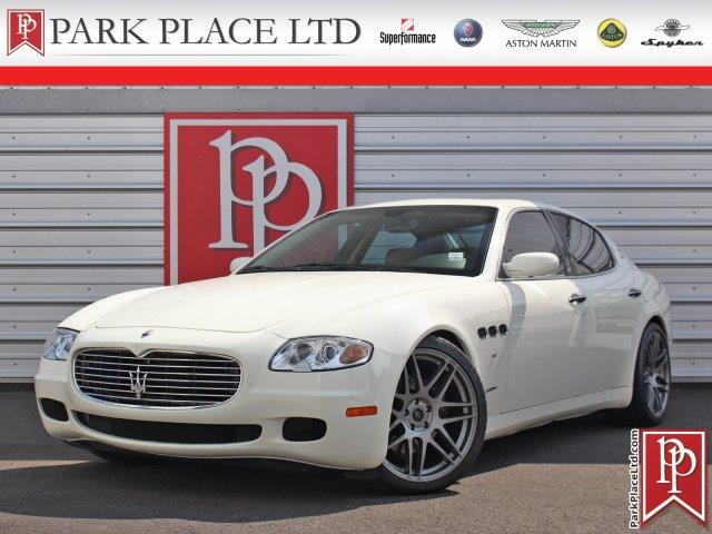 Picture of '08 Maserati Quattroporte located in Bellevue Washington Offered by  - O6MJ