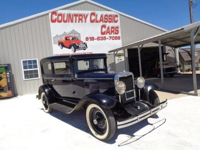 Picture of Classic '30 Chevrolet 2-Dr Coupe - $12,450.00 Offered by  - O6NB