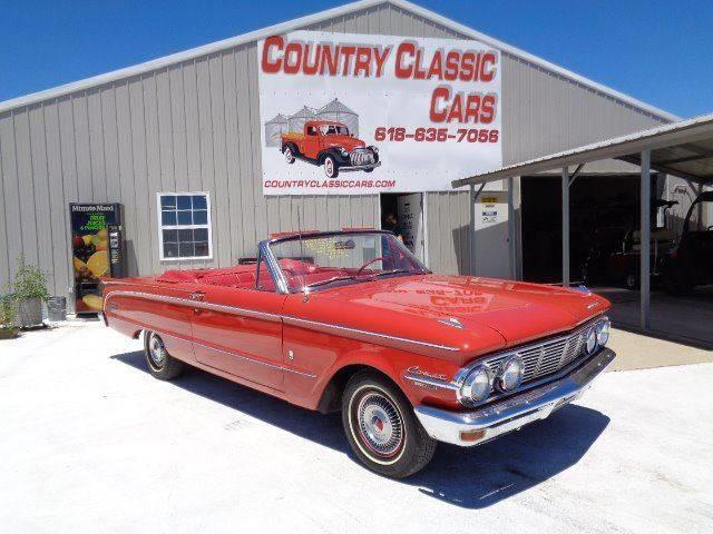 Picture of '63 Comet - O6NF