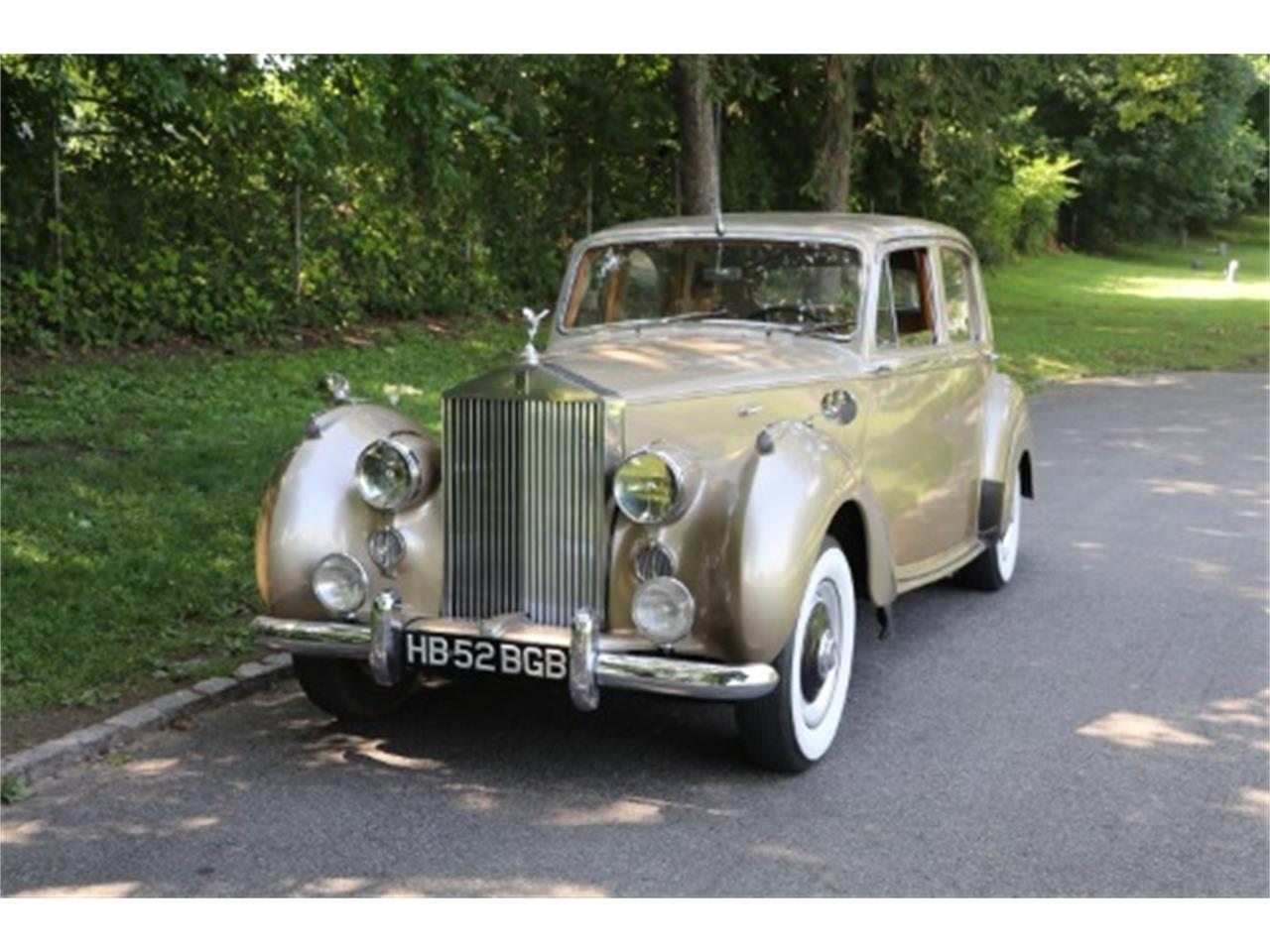 Large Picture of '52 Rolls-Royce Silver Dawn - O6NO