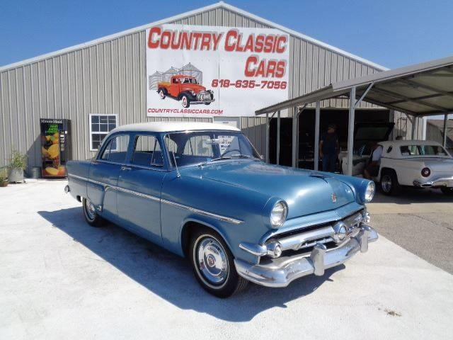 Picture of Classic '54 Ford Customline located in Illinois - O6NP