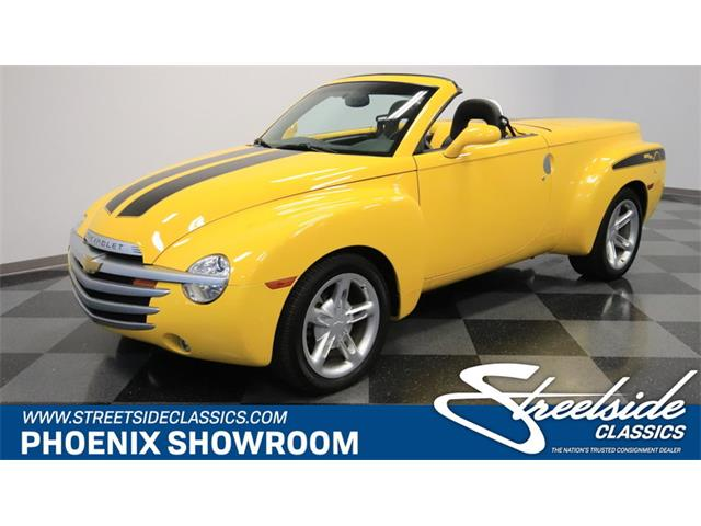 Picture of '04 SSR - O6NQ
