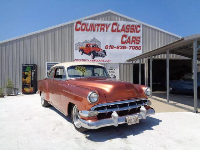 Picture of '54 Bel Air - O6NS