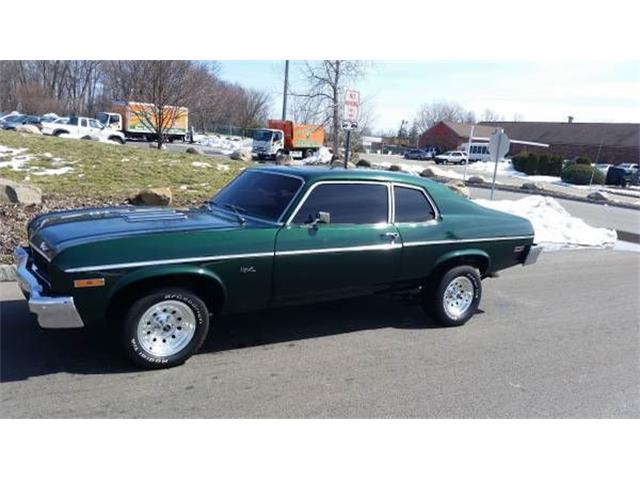 Picture of Classic '73 Chevrolet Nova located in Cadillac Michigan Offered by  - O0UE