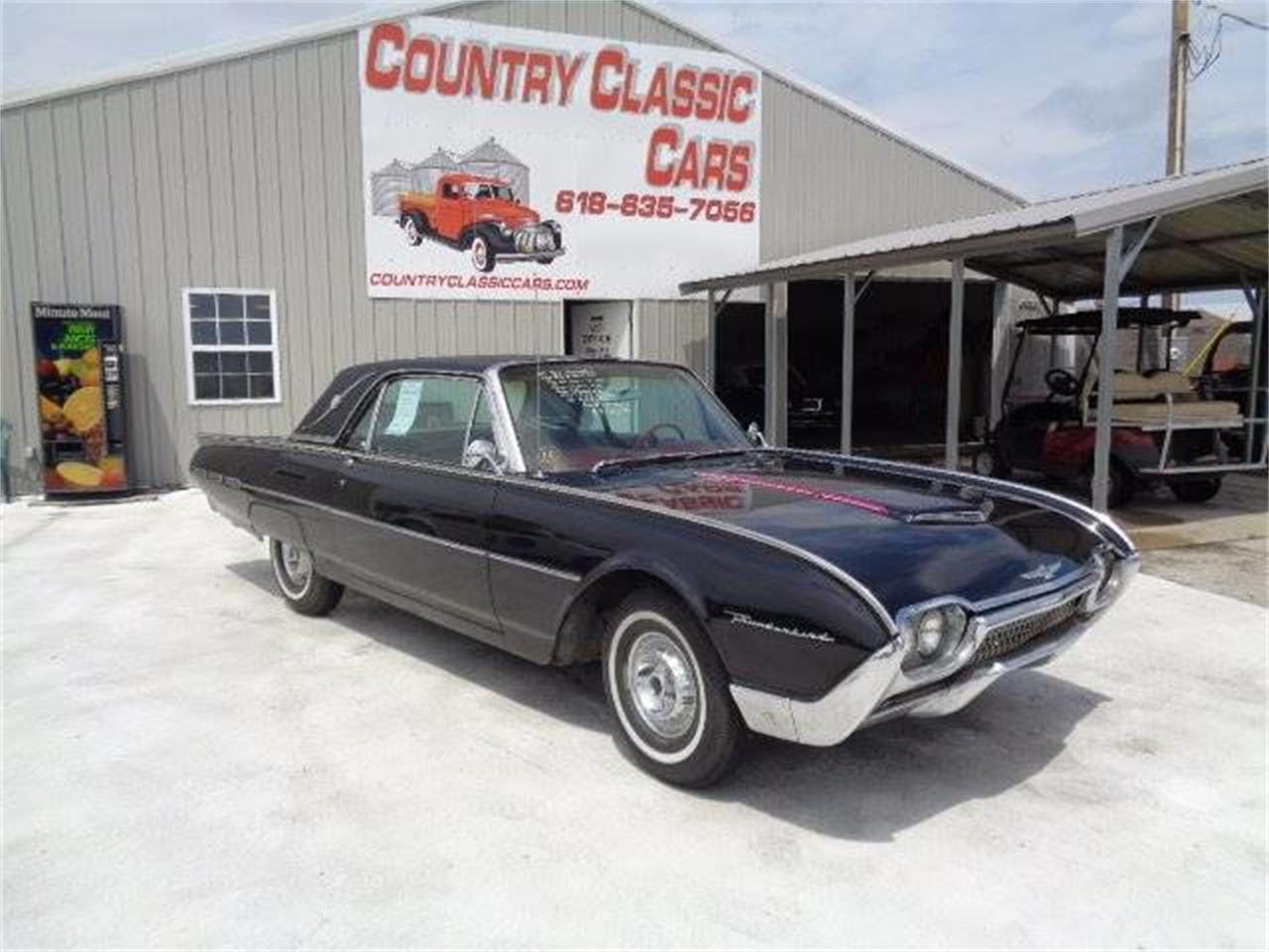 1962 Ford Thunderbird for Sale on ClassicCars.com