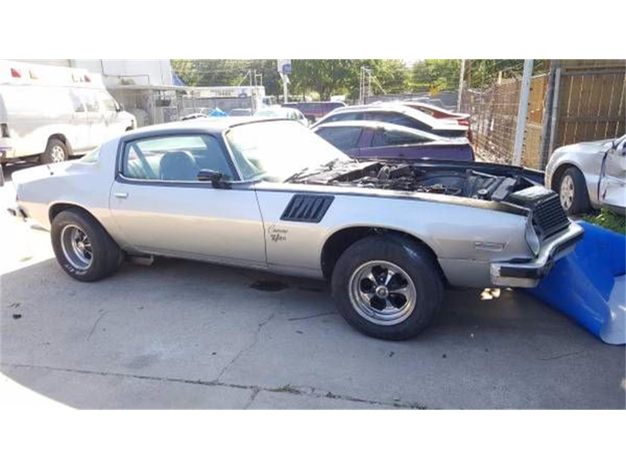 Large Picture of 1975 Chevrolet Camaro located in Cadillac Michigan - $10,795.00 Offered by Classic Car Deals - O09G