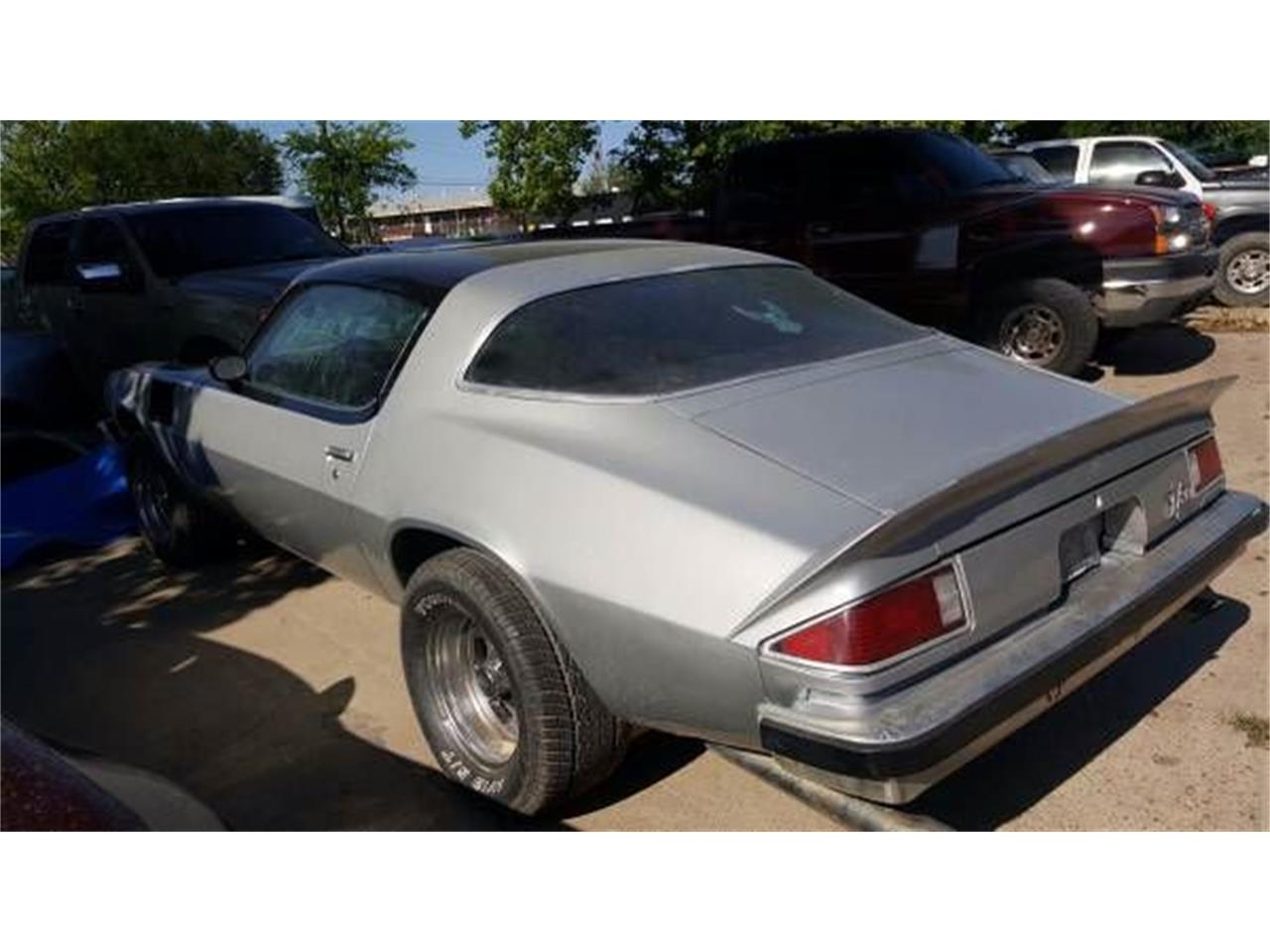 Large Picture of '75 Chevrolet Camaro located in Cadillac Michigan - $10,795.00 Offered by Classic Car Deals - O09G