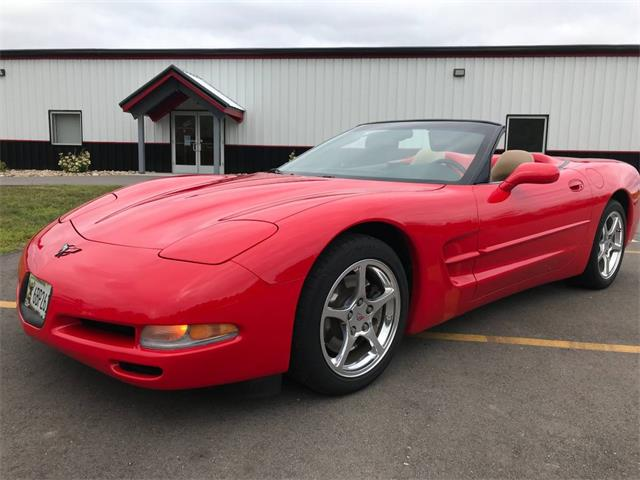Picture of '01 Corvette - O6OW