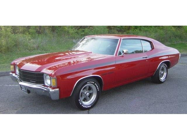 Picture of '72 Chevelle - O6PC
