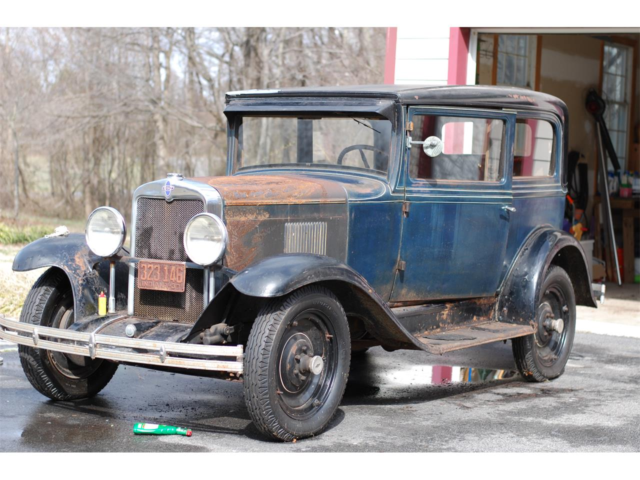 Large Picture of '30 Chevrolet Coupe located in Maryland - $5,500.00 - O6Q5
