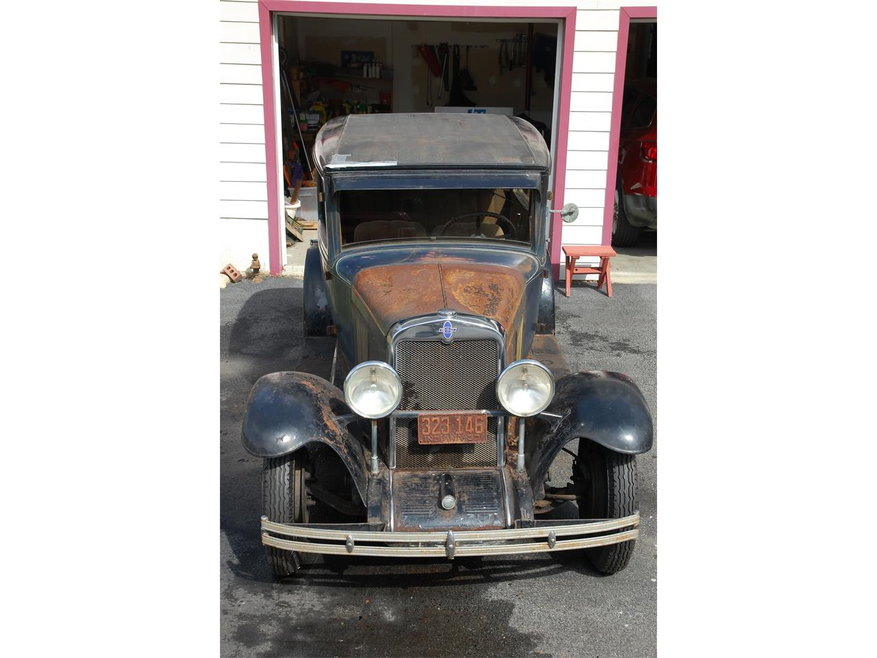 Large Picture of Classic '30 Chevrolet Coupe located in Maryland - $5,500.00 Offered by a Private Seller - O6Q5